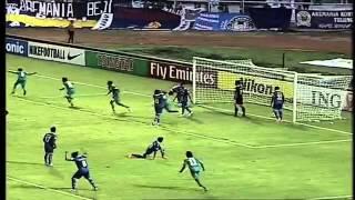 AFC CUP 2014 Arema Indonesia Vs Maziya S&RC