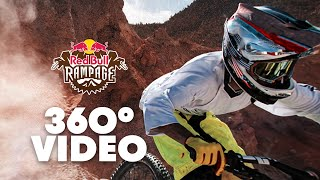 "Drop in 360 with Darren ""The Claw"" Berrecloth. 