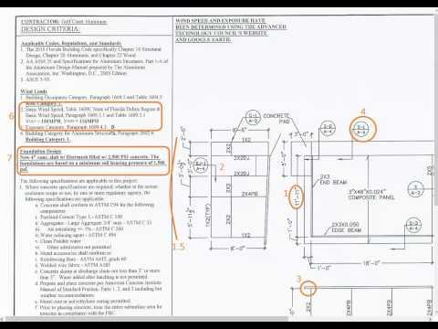 Top 9 Details On Screen Enclosure & Pool Cage Engineering