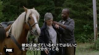 【ウォーキング・デッド】第2話:インタビュー