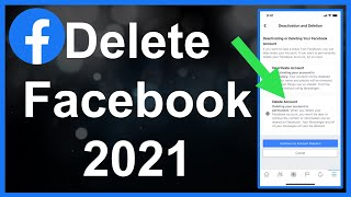 How To Permanently Delete Facebook Account 2021