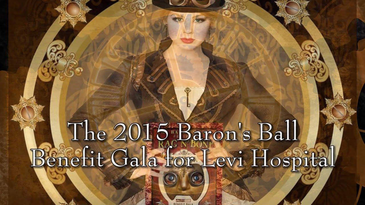 2015 Levi Hospital Baron's Ball