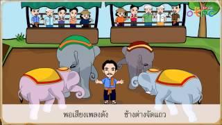 สื่อการเรียนการสอน อายจัง อายจัง ป.1 ภาษาไทย