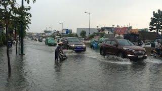 Tin Tức 24h: TP. Hồ Chí Minh kiến nghị đầu tư 36 dự án chống ngập