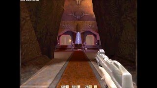 Quake 2, Lower Palace, Upper Palace and Outer Court Secrets Reprise (All Secrets Found)