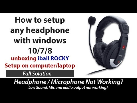 Download How To Setup Any Headphone On Windows 10 7 8