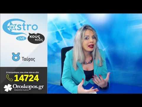 Μηνιαίες Αστρολογικές Προβλέψεις Μαϊου 2019 σε βίντεο