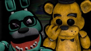 GOLDEN FREDDY PLAYS: Five Nights with 39 (Nights 4-6) || DO NOT WATCH!!! EXTREMELY OFFENSIVE!!!