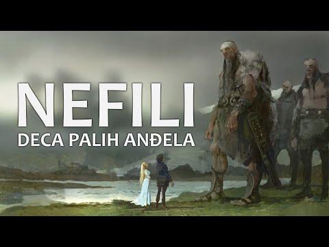 Nefili – deca palih anđela? (video)