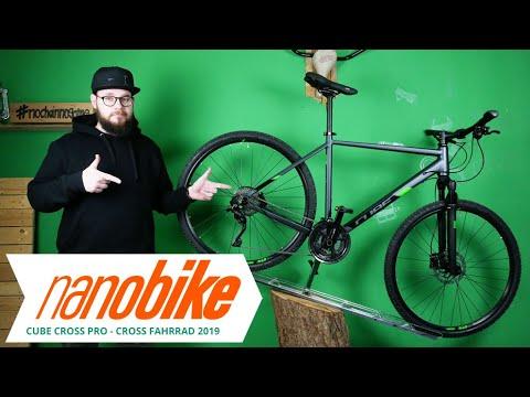 Cube Cross Pro Cross Bike 2019   Review (German)