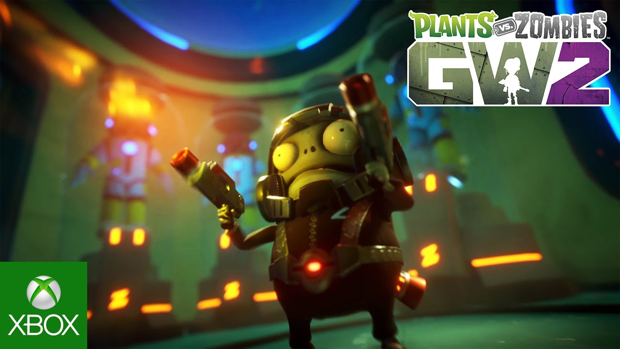 Video ForFour Reasons You Should Be Playing The Plants Vs. Zombies Garden  Warfare 2 Open