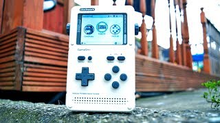 GameShell Is A Gameboy Clone You Can Build Yourself And Play Any Retro Games On!