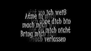 Evanescence   Bring Me To Life [Deutsche Übersetzung]