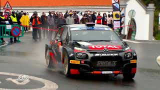 RALLY ISLAS CANARIAS 2020 - 200 kilometers in 150 seconds