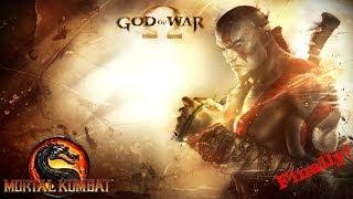 Mortal Kombat 9 - Kratos (Arcade Ladder) [Expert] No Matches/Rounds Lost