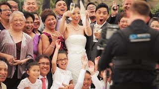 Grant & Funi Wedding Video [Part II]