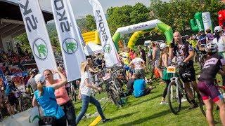 Reportáž: ŠKODA Svätojurský MTB maratón – úvod sezóny na jednotku