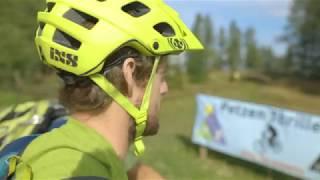 """MTB Mountainbike Trails   """"Signature Trail""""   Petzen Thriller   Klopeiner See   Kärnten"""