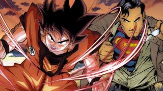 Goku VS. Superman | Duelo de Titãs