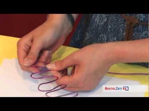 Bastelzeit TV 91 - Deko-Draht