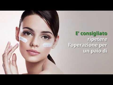 La decolorazione cosmetico per la persona