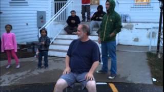 Bob's Ice Bucket Challenge