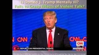Is Donald Trump Mentally Ill?