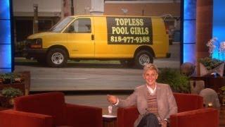Ellen's Topless Pool Service
