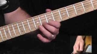 Love Is Only A Feeling Intro Chords & 1st Solo guitar Cover