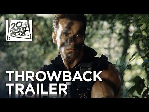 Video trailer för Commando | #TBT Trailer | 20th Century FOX