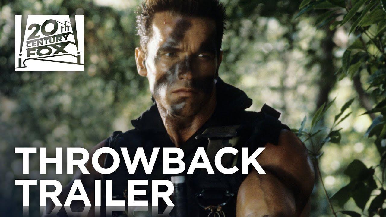 Trailer för Commando