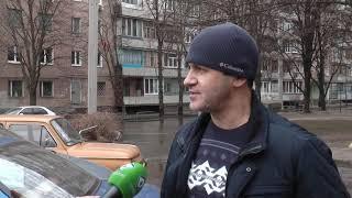 Не переходити дорогу проти течії: на вулиці Чугуївській – повінь
