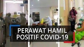 Viral Video Diduga Perawat Hamil Positif Covid-19 di Surabaya, Begini Taggapan PPNI