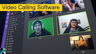 Top 10 Best Free Video Chat/Calling Software For PC - 2018