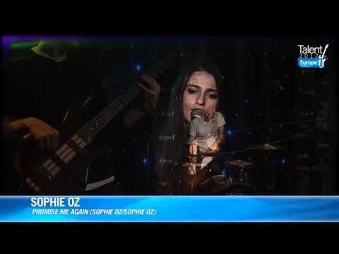 Sophie Oz - Promise me again