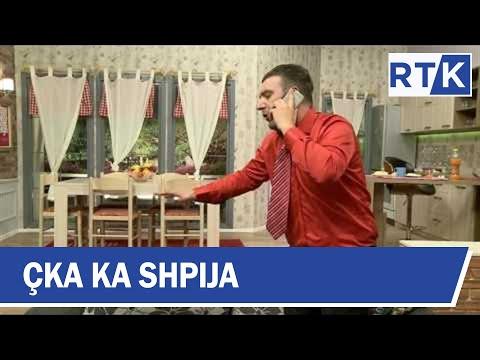 Çka Ka Shpija - Episodi 6 - Sezoni II