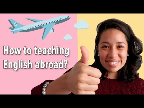 Teaching english abroad with TEFL TESOL certification [STUDENT ...