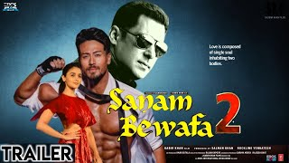 """Sanam Bewafa 2 Trailer"" Official 