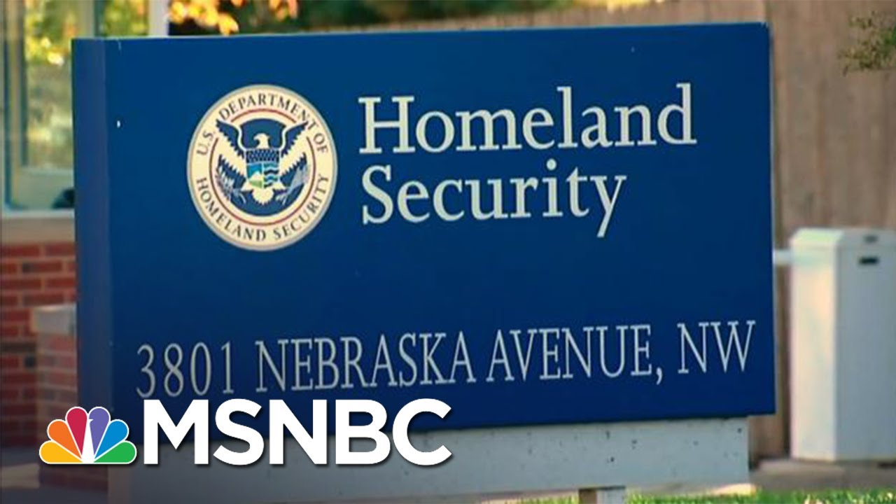 Homeland Security Calls For Stricter Security At World Airports | MSNBC thumbnail