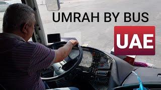 UMRAH by Bus | Dubai, Sharjah, Abu Dhabi #umrah #makkah #saudia #uae