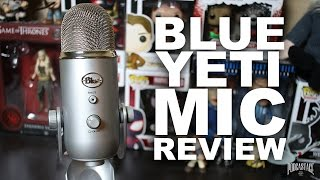Blue Yeti Review / Test