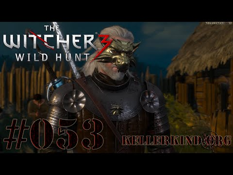 The Witcher 3 [HD|60FPS] #053 Der reitende Wolf ★ Let's Play The Witcher 3