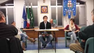 preview picture of video 'Piano della Sosta, No Grazie. Vimodrone. Discorso Introduttivo Presidente.'