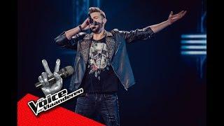 Bert knalt met 'Come Together' | Finale | The Voice van Vlaanderen | VTM