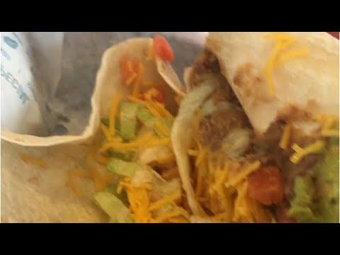Vegetarian At Taco Bell