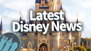 Latest Disney Parks News: CEO Shakeup, HUGE Refurb News, A New Dining Plan And Brand New Snacks!!