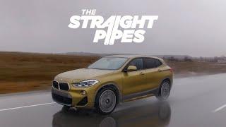 BMW X2 (F39) 2017 - dabar