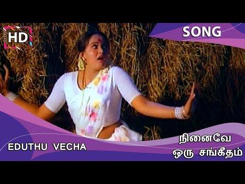 Eduthu Vecha HD Song - Ninaive Oru Sangeetham