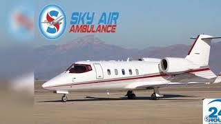 Transfer Your Patient by Sky Air Ambulance from Bhubaneswar