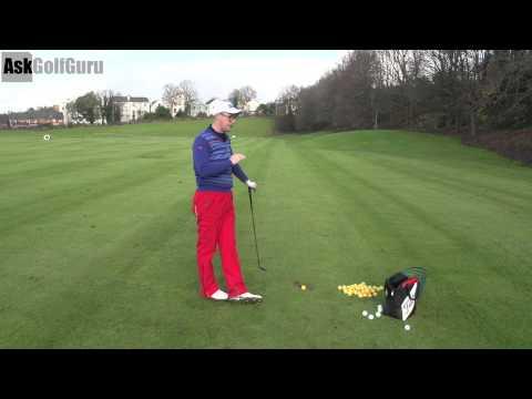 Flat Golf Swing Lesson